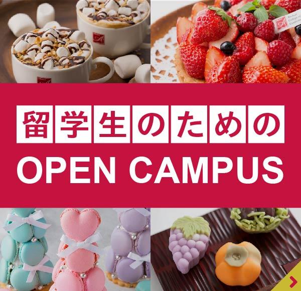 留学生のためのオープンキャンパス