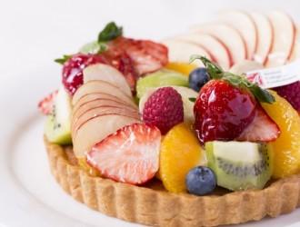 フルーツたっぷり贅沢タルト