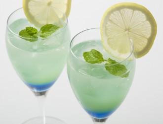【ノンアルコールカクテル】ブルーハワイ