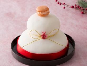 新春!! 鏡もちケーキ