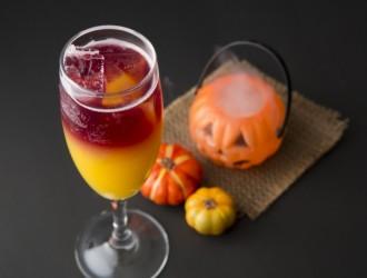 「ノンアルコールカクテル」カシスオレンジ