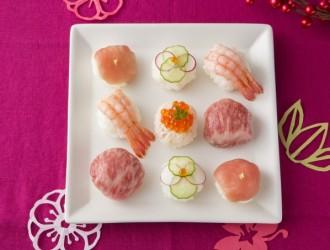 おしゃかわ☆てまり寿司
