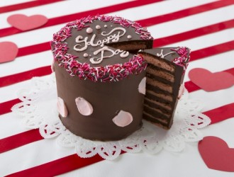 アメリカンチョコケーキ
