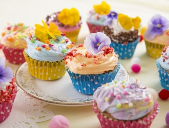 アメリカンカップケーキ